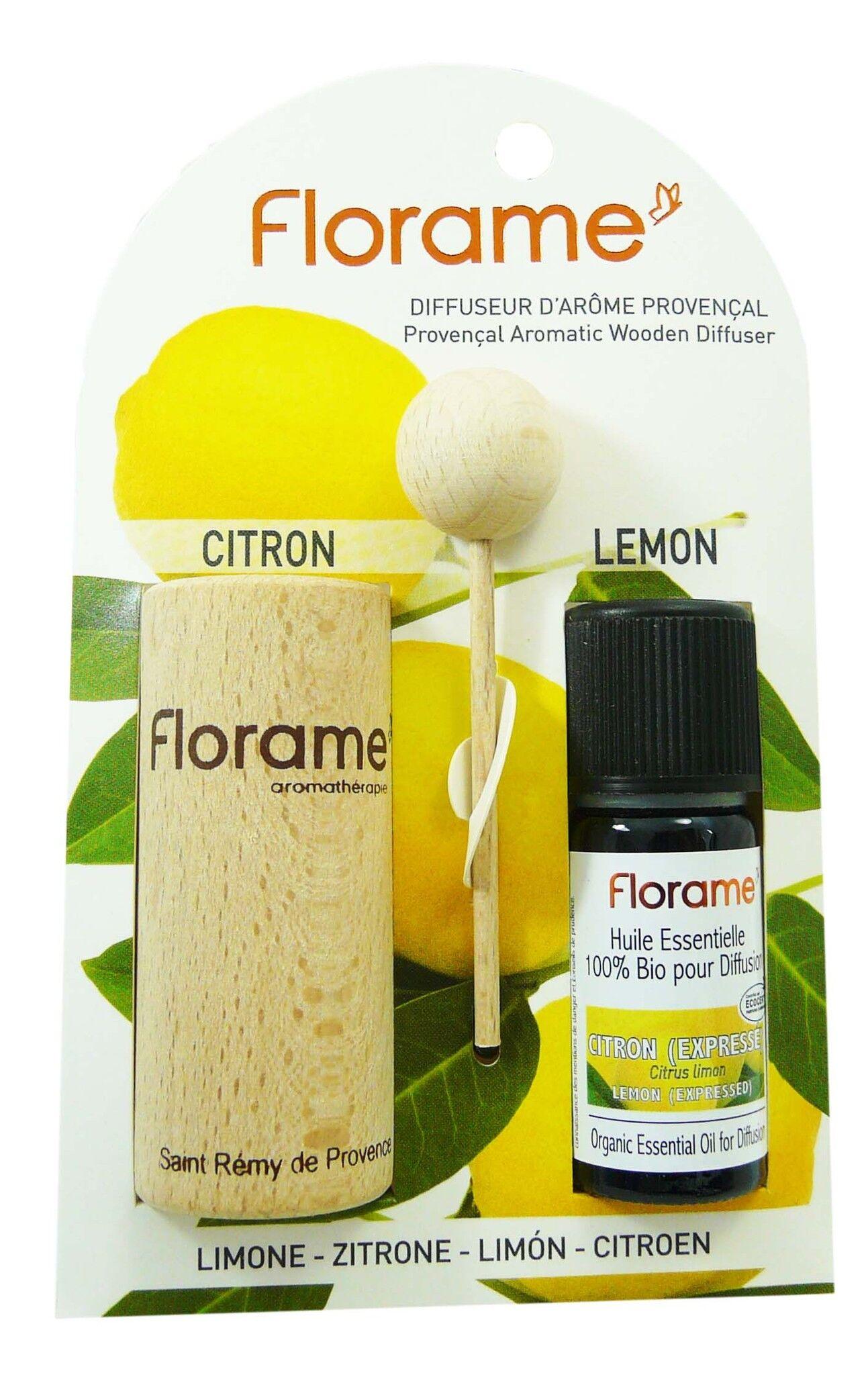 Florame diffuseur d'arome provencal citron