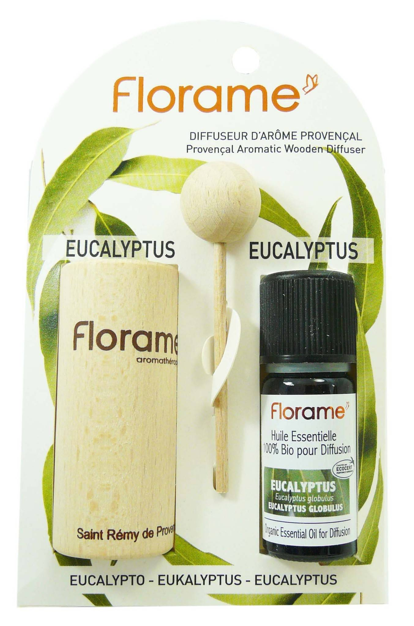 Florame diffuseur d'arome provencal eucalyptus
