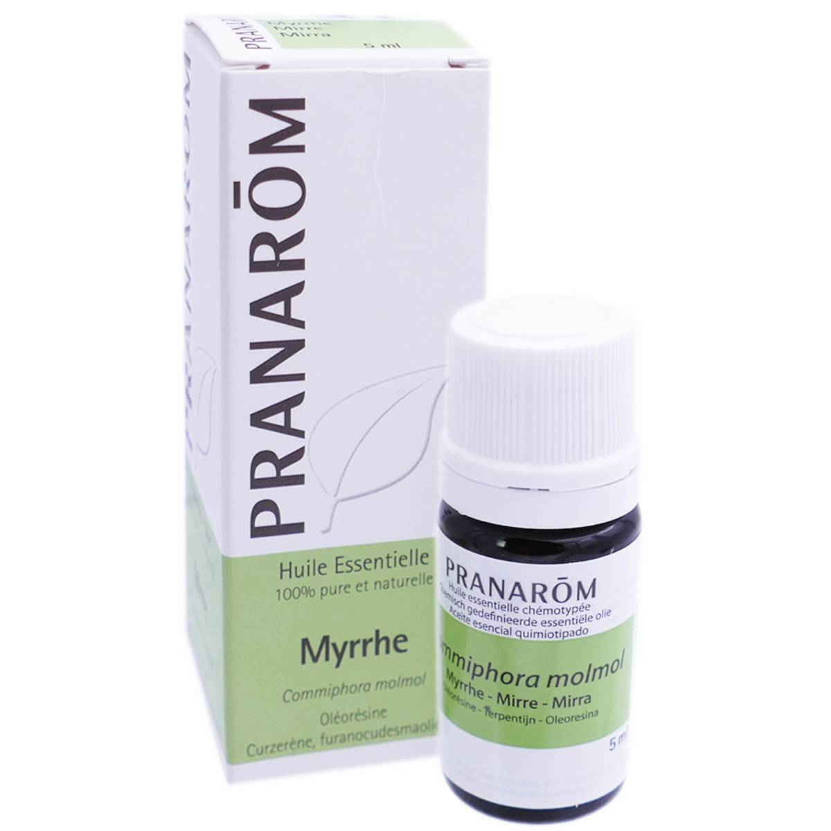 Pranarom huile essentielle myrrhe 5ml