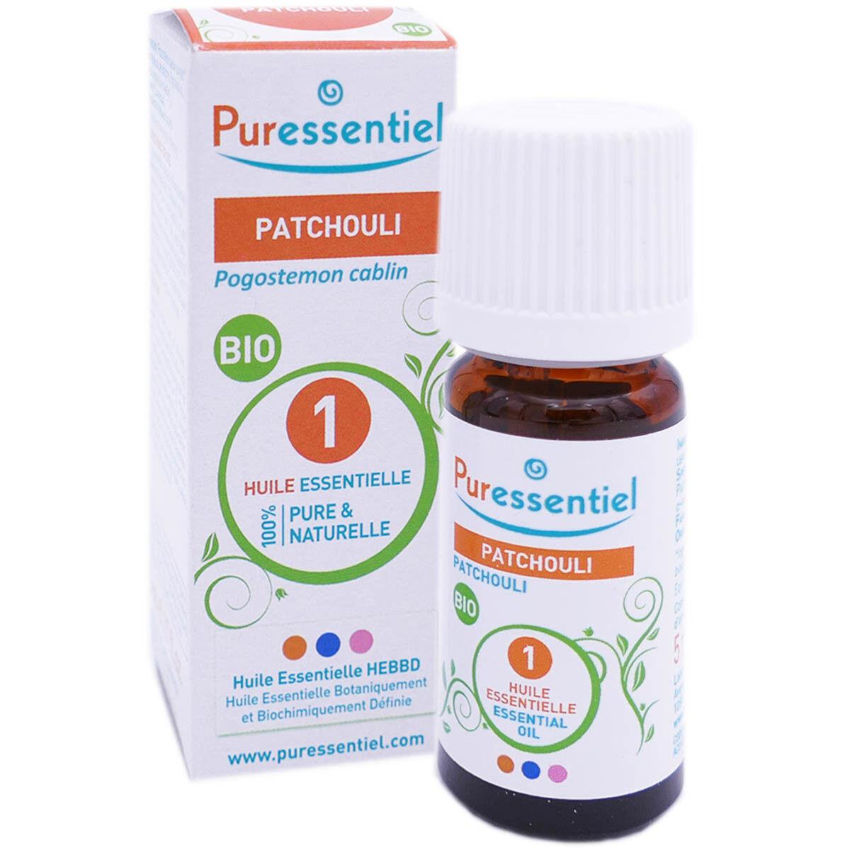 Puressentiel huile essentielle patchouli bio 5ml