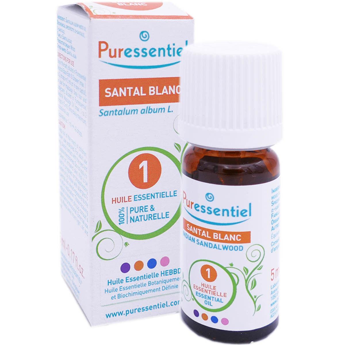 Puressentiel huile essentielle santal blanc 5ml