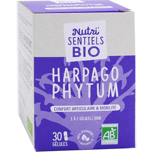 NUTRISANTE Nutri sentiels bio harpago phytum articulations 30 gÉlules