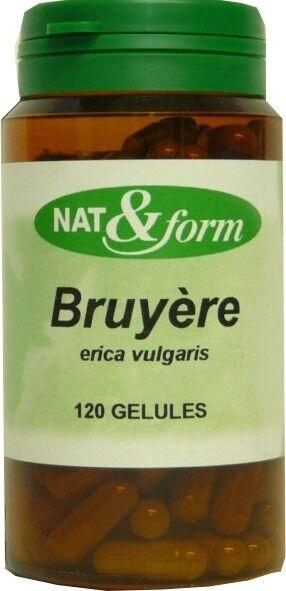 Nat & form bruyere 120 gélules