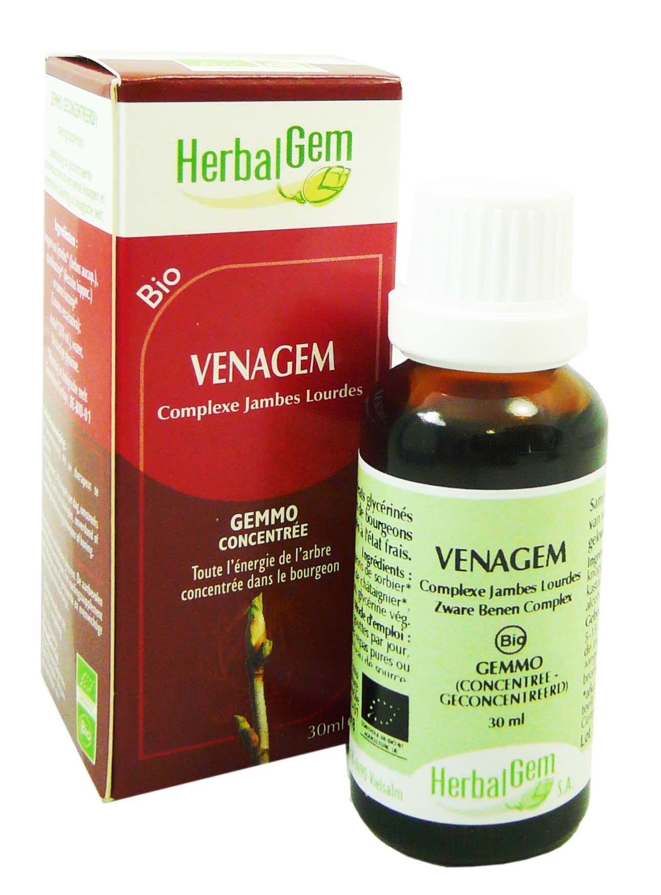 Herbalgem bio venagem gemmo concentre 30ml