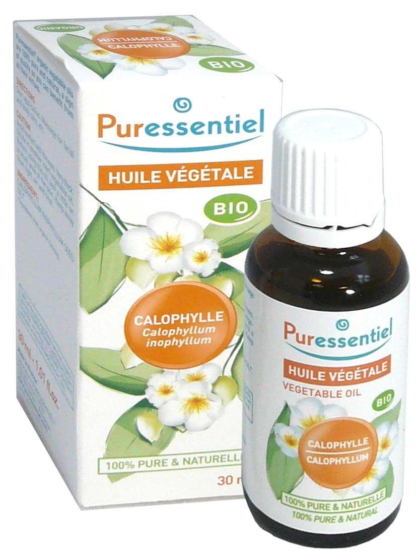 Puressentiel huile vegetale bio calophylle 30ml