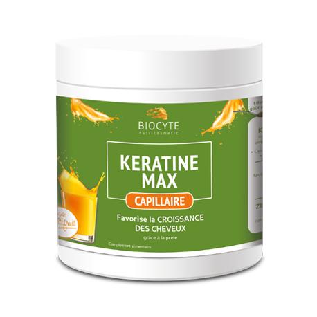 Biocyte keratine max anti-chute 240 g