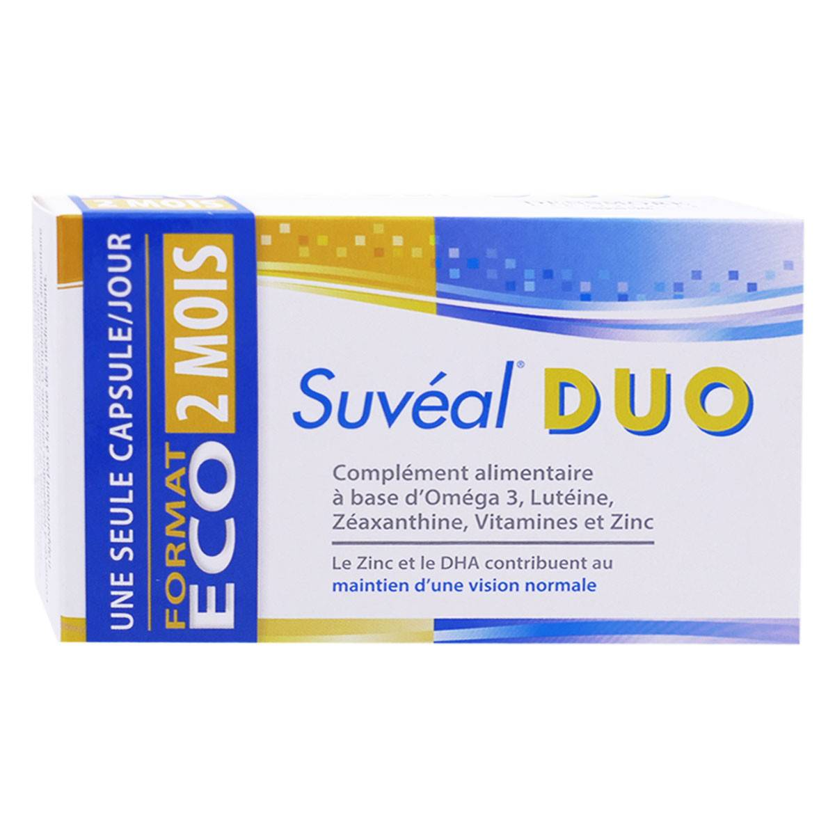 DENSMORE Suveal duo complement alimentaire visee oculaire