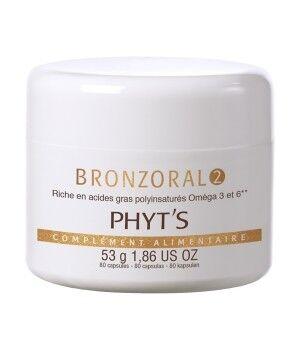 Phyt's bronzoral 2 80 capsules