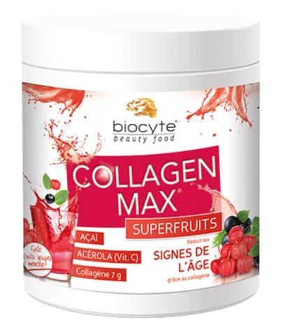 Biocyte collagen max anti-age superfruits 260g