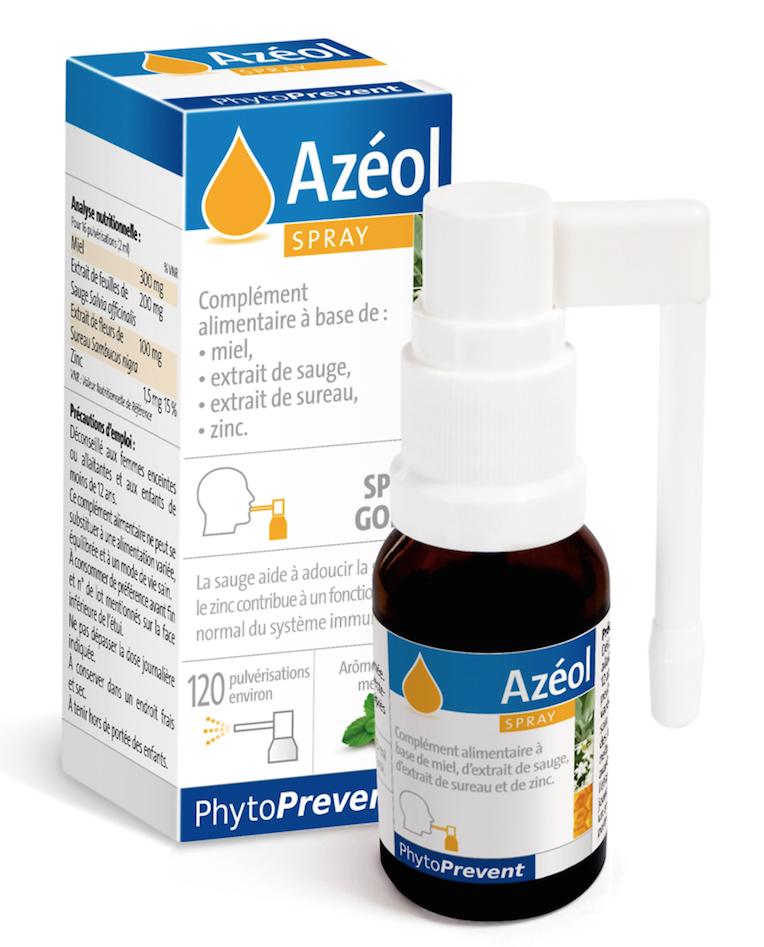 PILEJE Phytoprevent azeol spray gorge 15ml