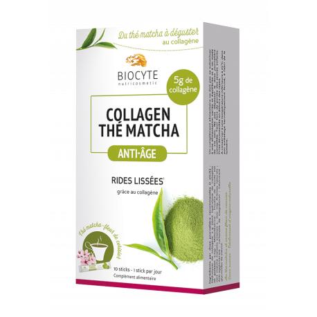 Biocyte collagen the matcha anti-age 10 sticks