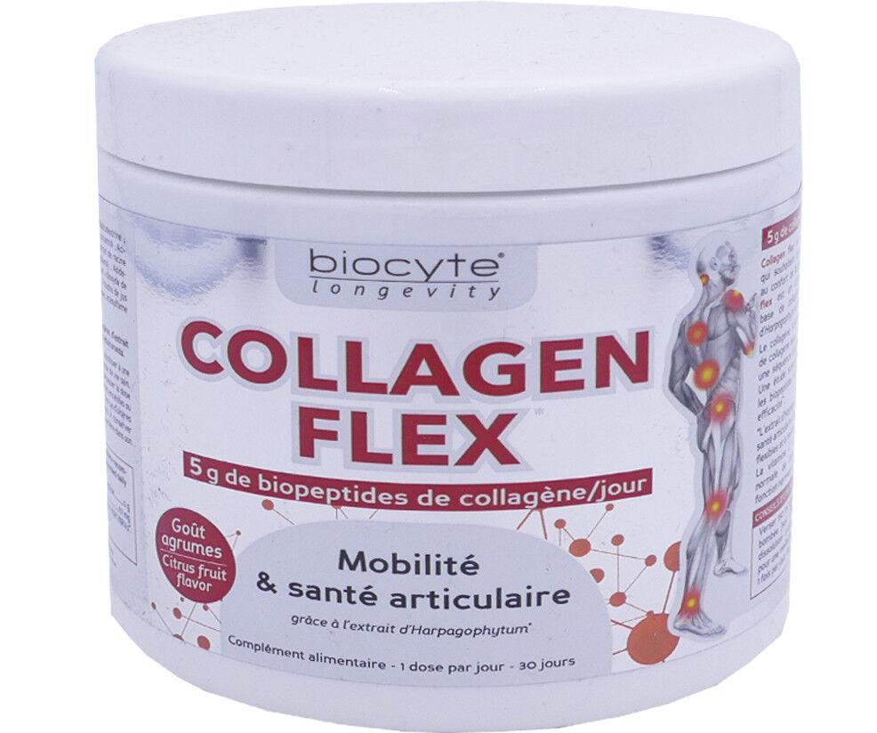 Biocyte collagen flex gout agrumes 240 g