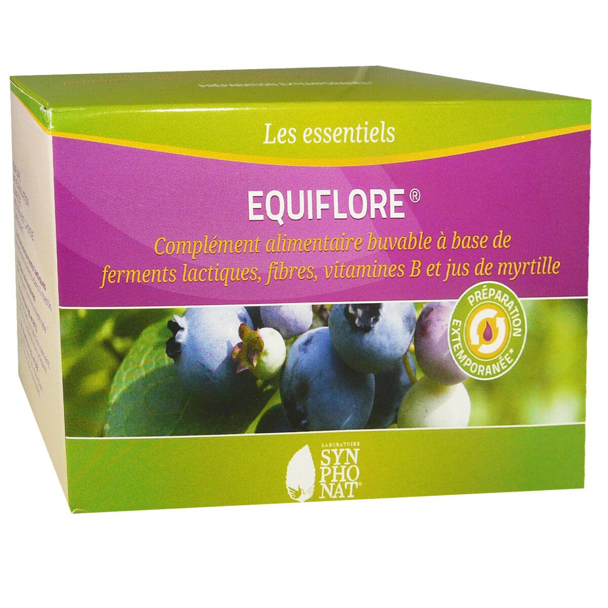 DIVERS Equiflore 8 flacons buvables 9 ml