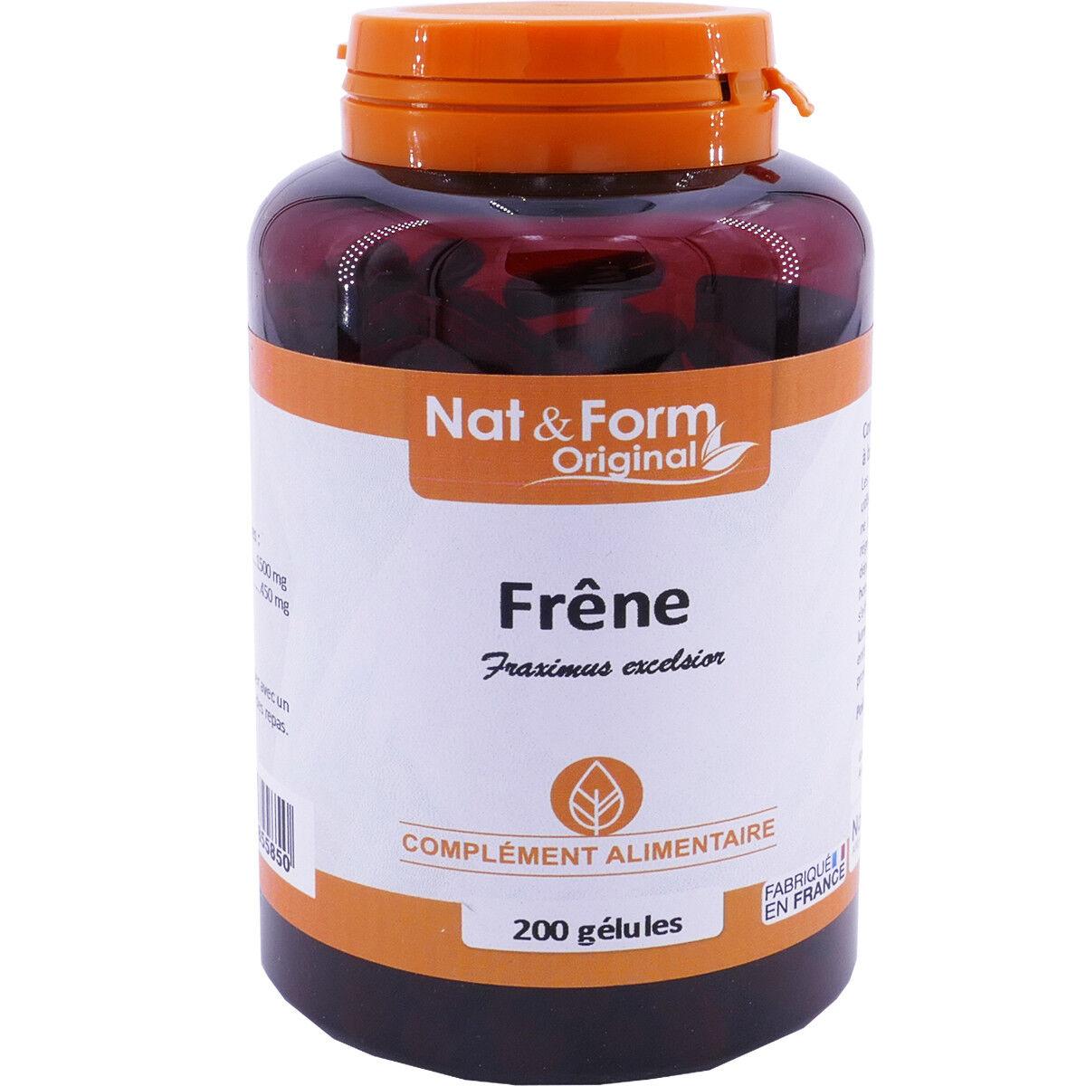 Nat & form frÊne 200 gÉlules