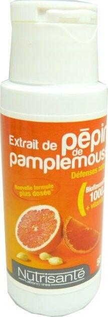 Nutrisante extrait de pepins de pamplemousse 50ml