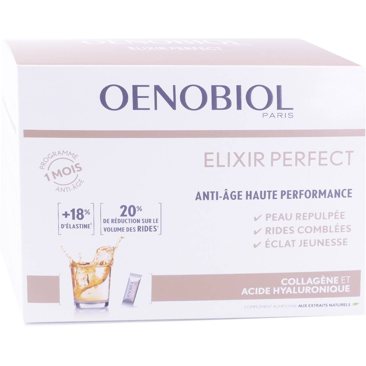 Oenobiol elixir perfect anti-age 30 sticks