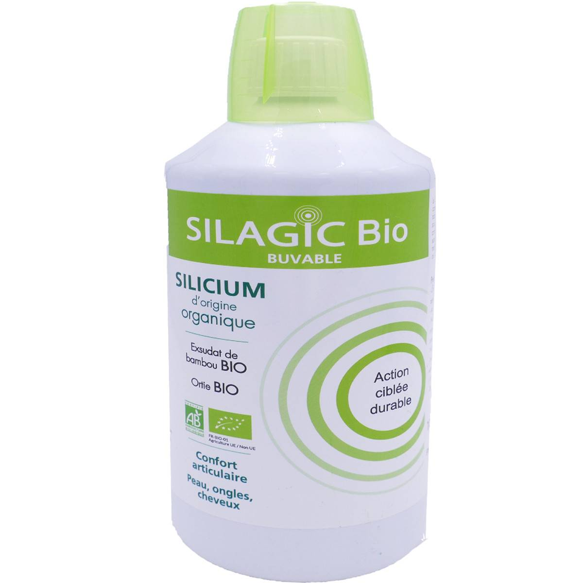 PHARM UP Silagic bio buvable silicium 1l bio