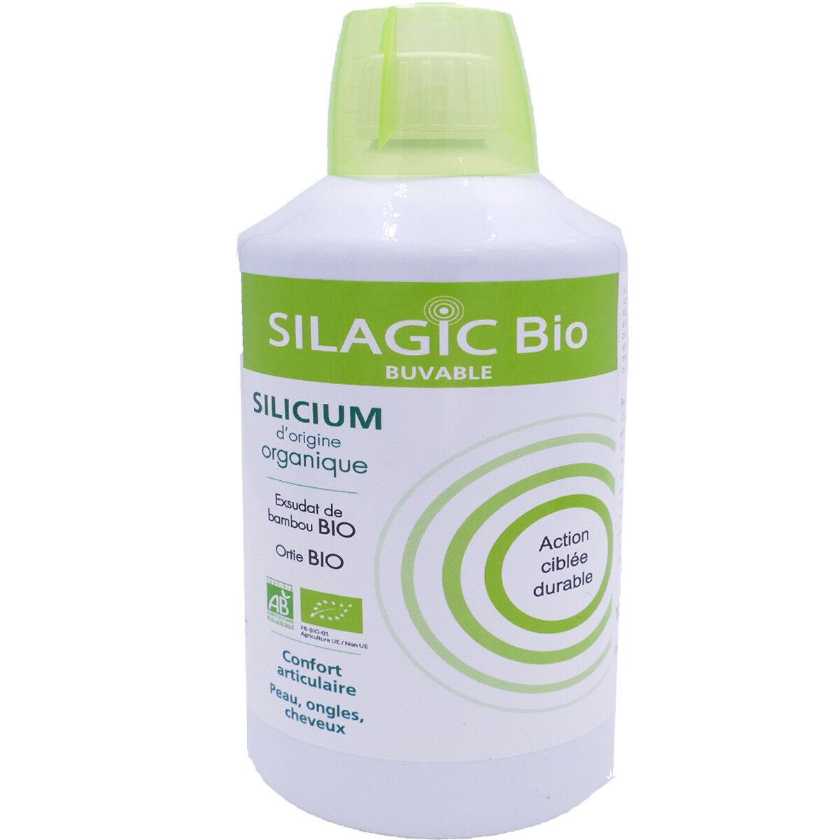 PHARM UP Silagic bio buvable silicium 1l bio