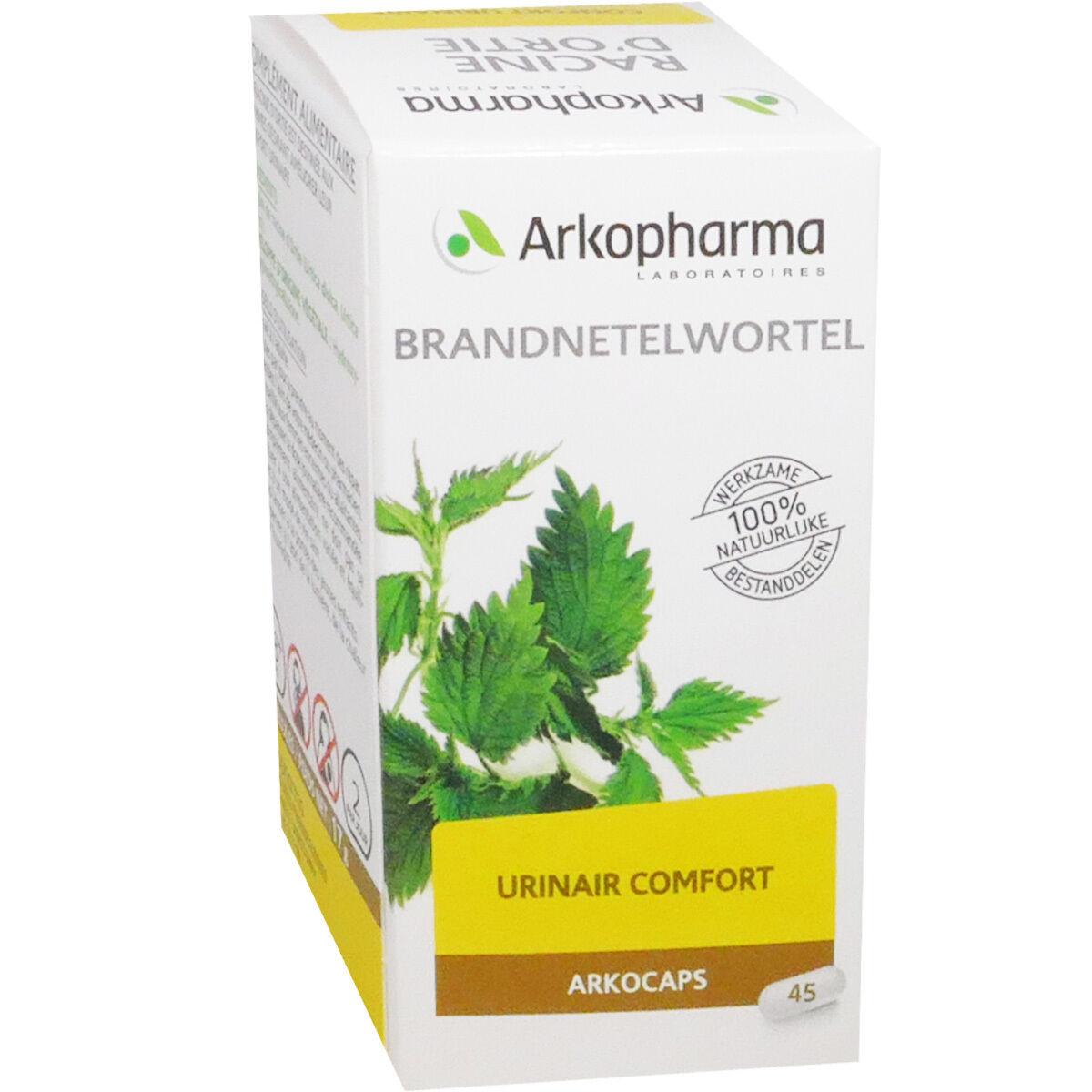 Arkopharma racine d'ortie confort urinaire 45 gelules
