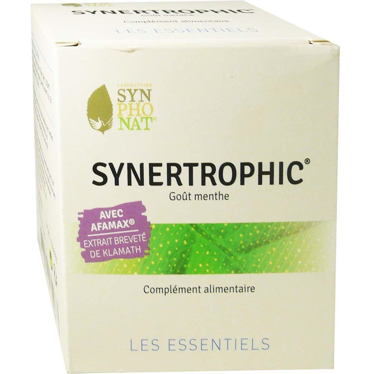Synphonat synertrophic flore intestinal gout menthol20 sachets