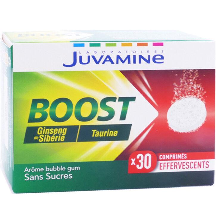 JUVASANTE Juvamine boost 30 comprimes arÔme bubble gum