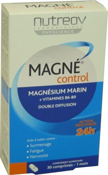 PHYSCIENCE Magne control magnesium 300mg + b6 - 30 comprimes