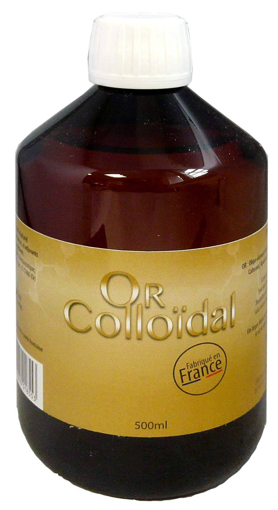DR. THEISS Dr theiss or colloidal 500 ml