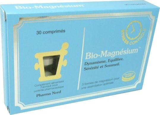 Pharmanord bio magnesium dynamisne equilibre serenite sommeil