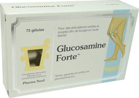 PHARMANORD Pharma nord glucosamine forte 75 gelules