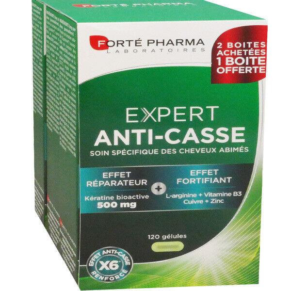Forte pharma expert soin anti-casse 120 gelules