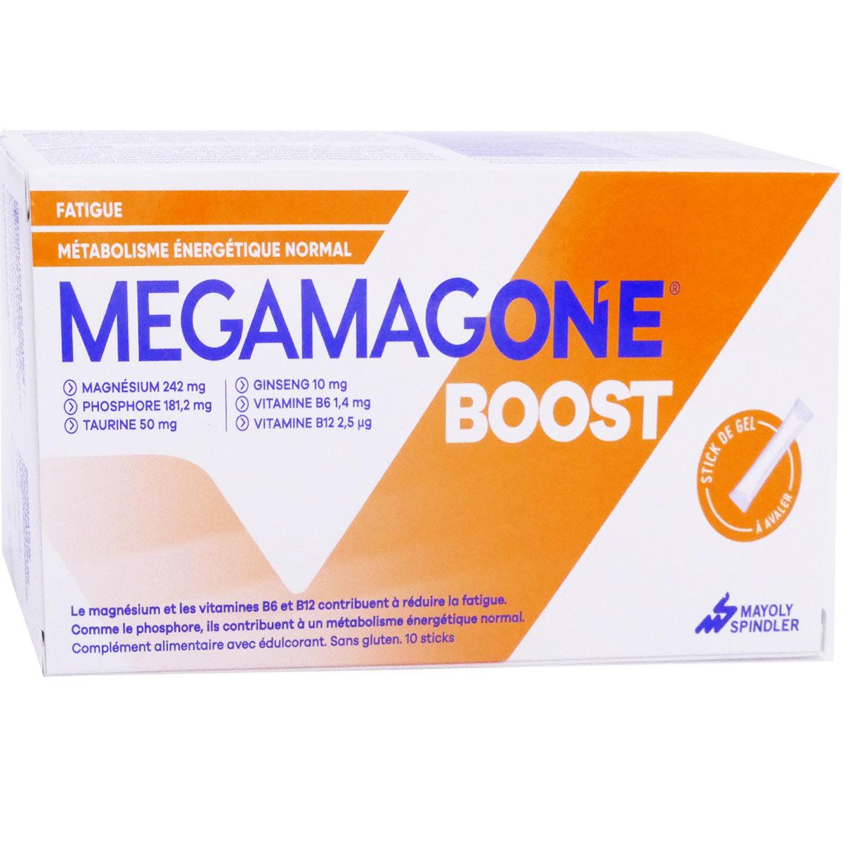 MAYOLY Megamagone boost 10 sticks 20 ml