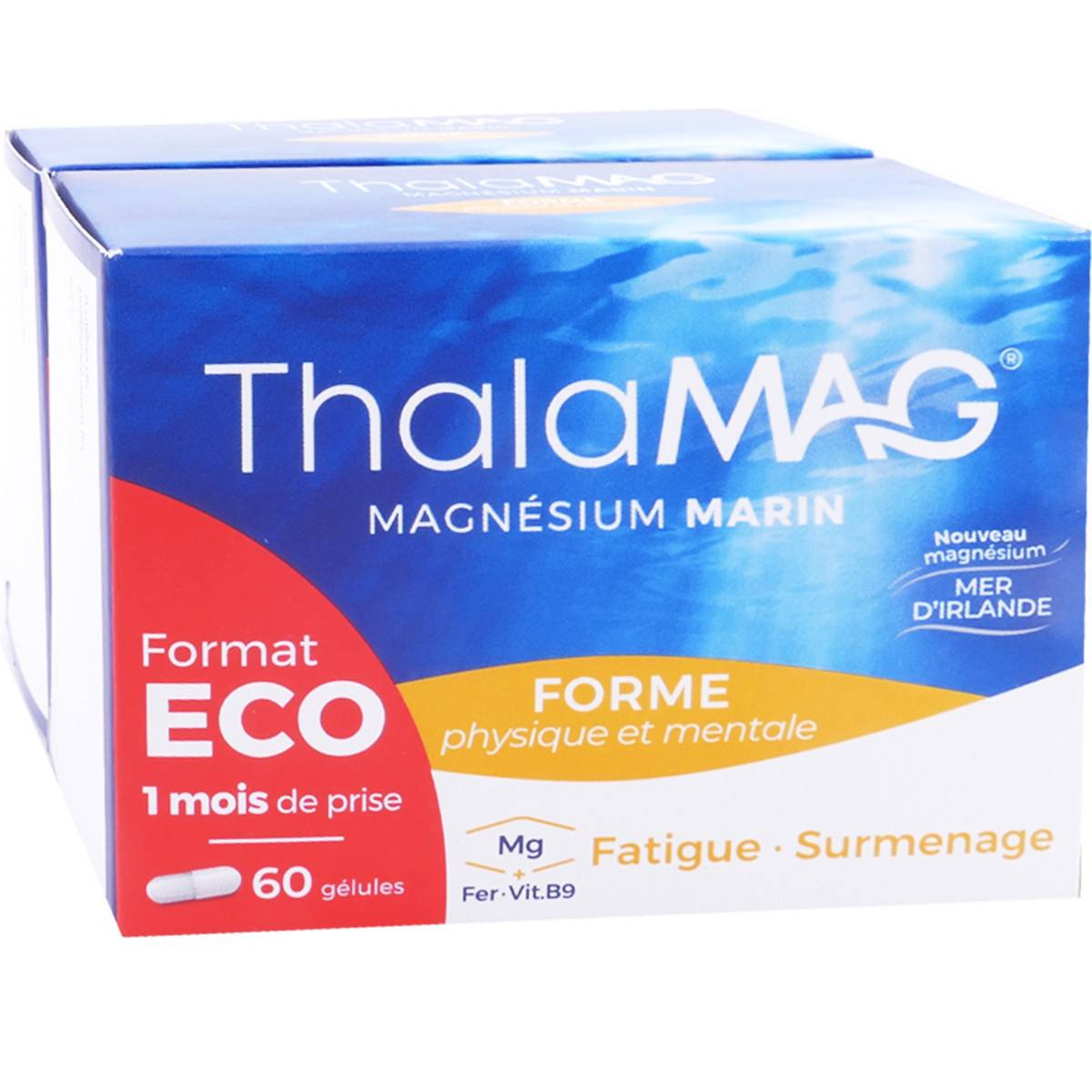 IPRAD Thalamag magnesium forme 2x60 gÉlules