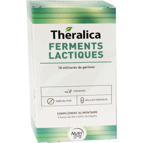 Theralica ferments lactiques sans gluten 30 gelules