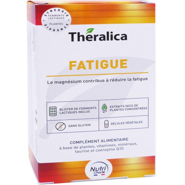 Theralica fatigue 45 gÉlules magnesium