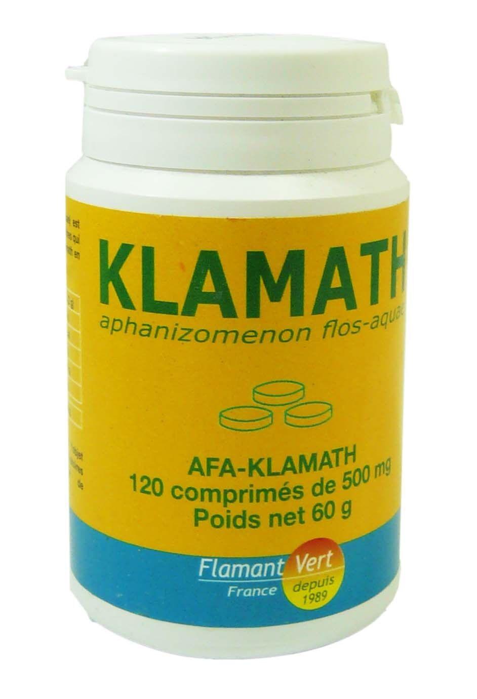 FLAMMANT VERT Klamath flamant vert 120 comprimes