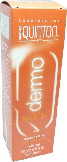 Quinton dermo action spray 150ml