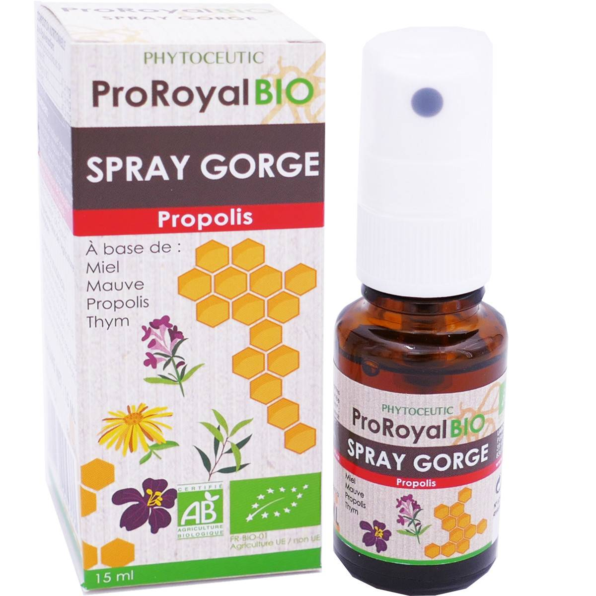 PHYTOCEUTIC Proroyal bio spray oral 15ml