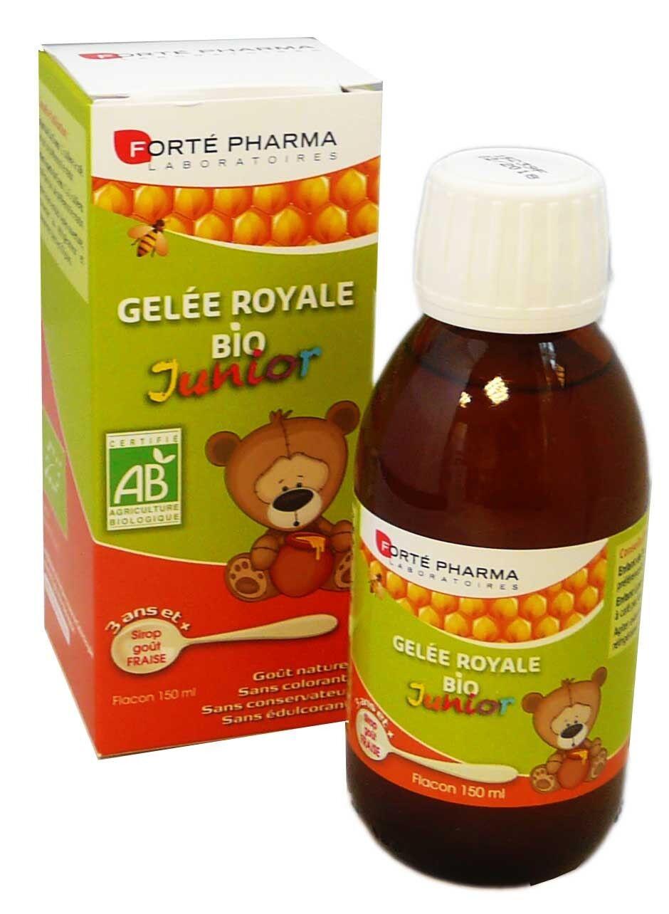 Forte pharma gelee royale bio junior 150ml