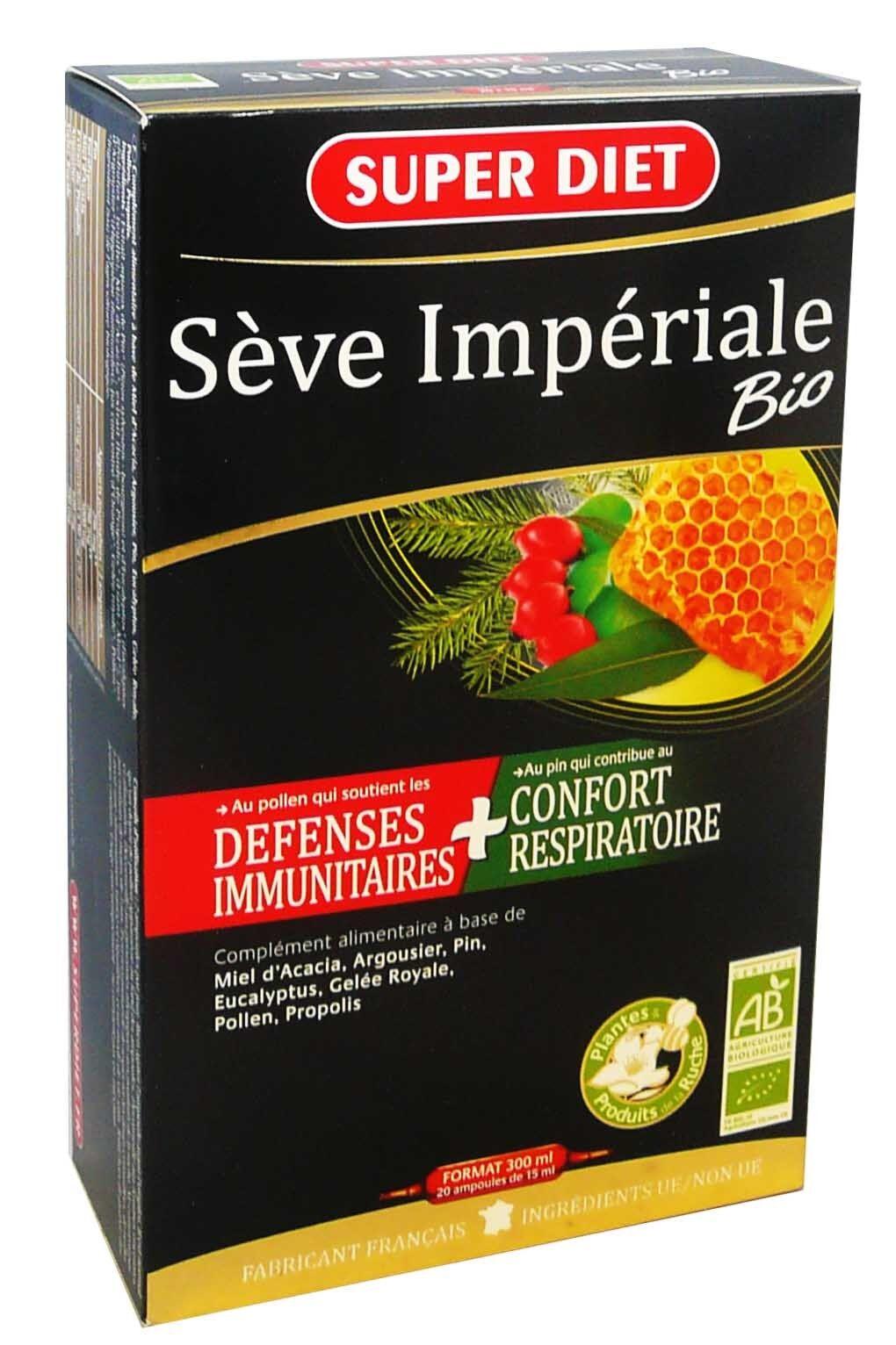 Super diet seve imperiale bio 300ml