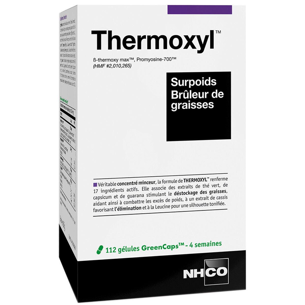 Nhco nutrition thermoxyl 112 gÉlules
