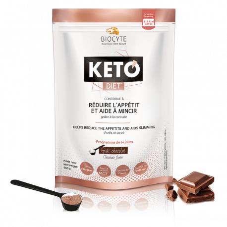 Biocyte keto diet 280 g gout chocolat