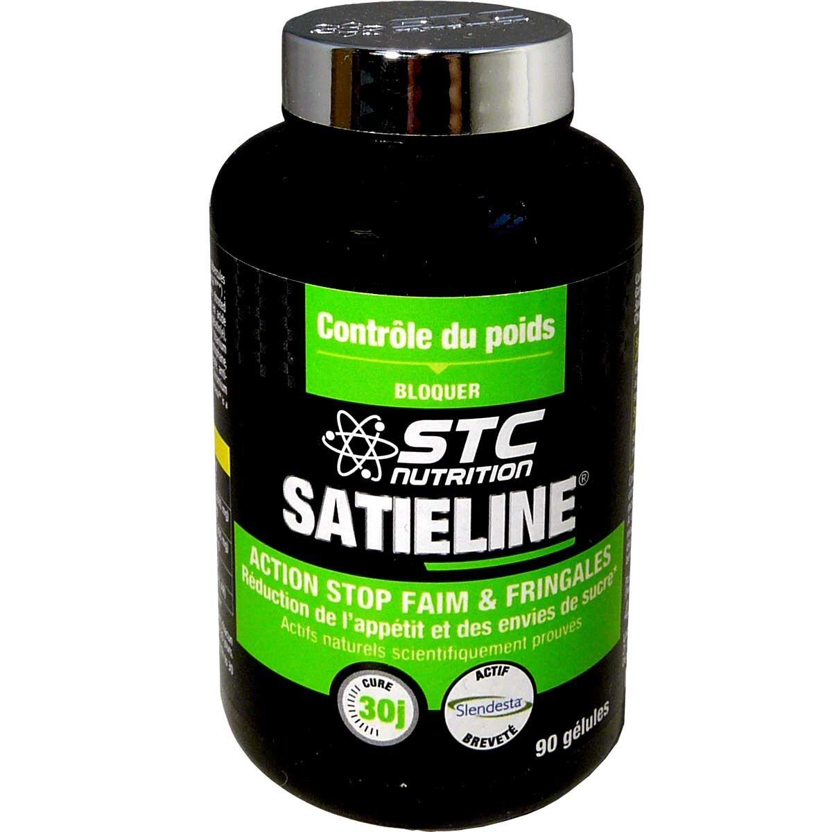 Stc nutrition satieline 90 gelules
