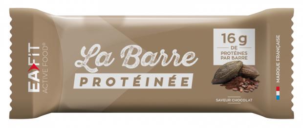 Eafit la barre proteinee 46g chocolat