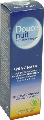 PHARM UP Douce nuit anti-ronflement spray nasal 10 ml