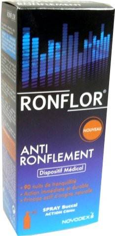 DIVERS Ronflor spray buccal anti ronflement 50ml