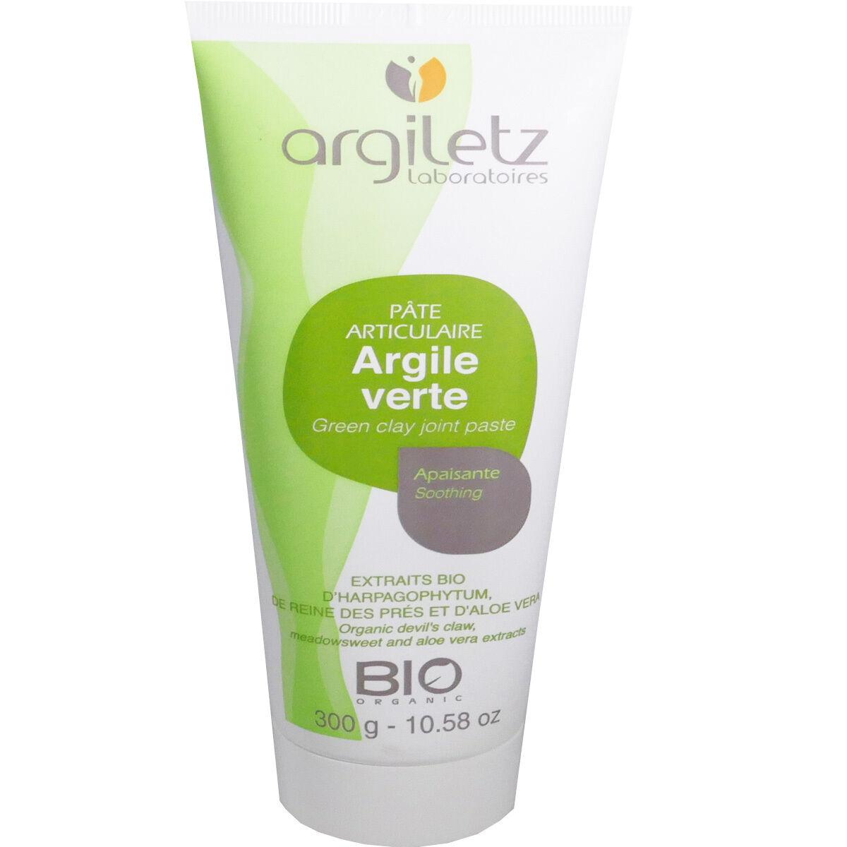 Argiletz argile verte apaisant 300 g bio