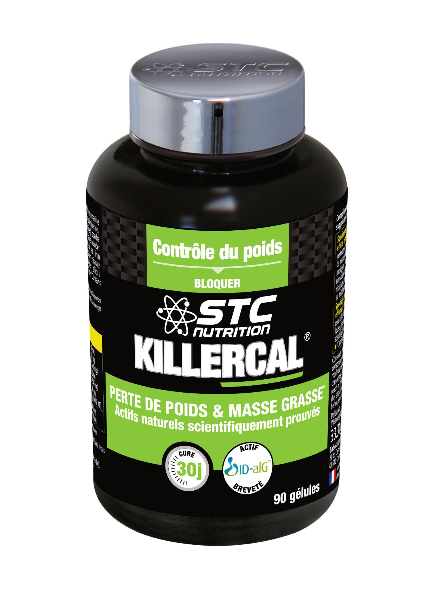 Stc nutrition killercal 90 gelules