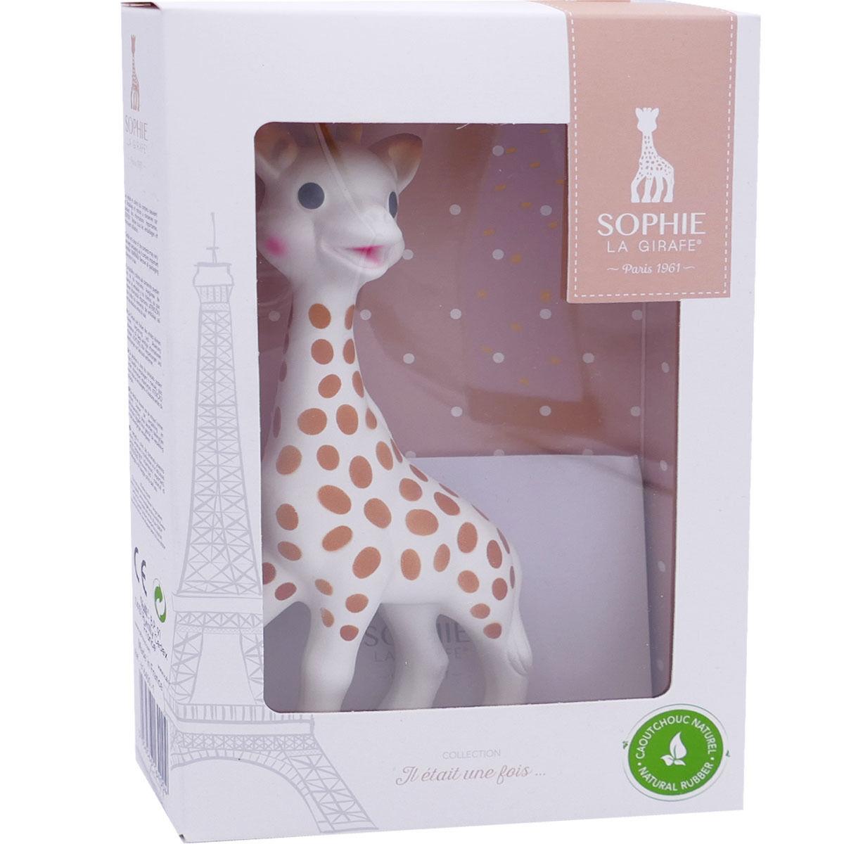 SOPHIE LA GIRAFE Sophie la giraphe jouet bebe +0mois