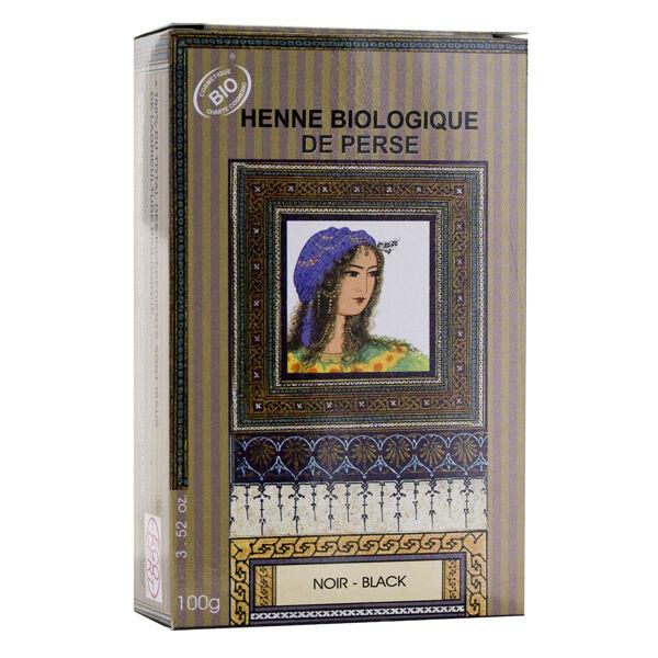 Nomade Palize Henné bio noir