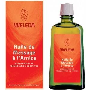 Weleda Huile de massage à l'arnica - 200 ml - Weleda